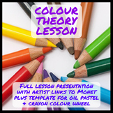 Colour Wheel lesson