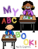 Colour and Dab: My ABC Book!