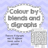 Colour by Blends and Digraphs