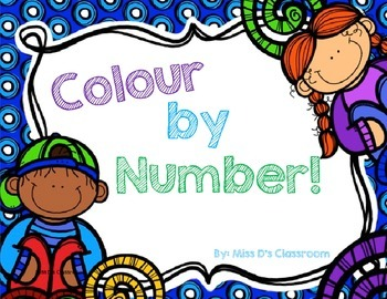 Colour by Number!