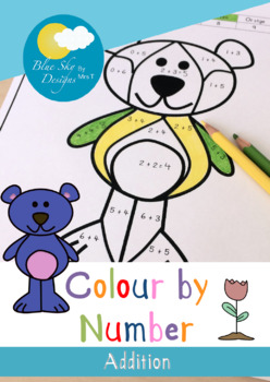 Colour by Number: Addition