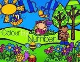 Colour by Number: Spring Edition