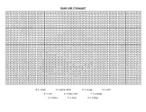 Colour by number - Trouve l'image cache