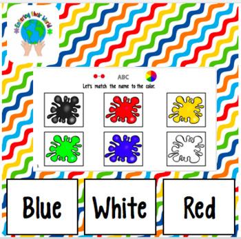 Colour/ color matching