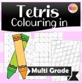 Colour in Tetris