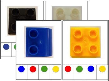 Colour matching / Pas die kleur