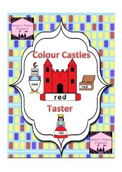 Colour/Color Castle Taster