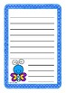 Coloured Butterfly Worksheets