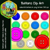Colourful Buttons Clip Art Freebie