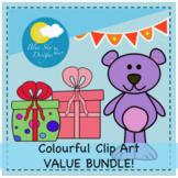 Colourful Clip Art BIG BUNDLE