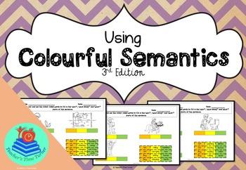 Colourful (Colorful) Semantics 3rd Edition
