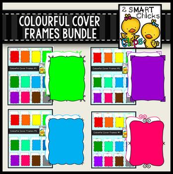 Colourful Cover Frames Bundle