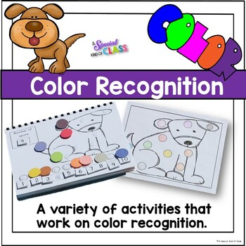 Colorful Dog Activities
