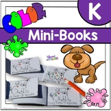 Dog's Colorful Day Mini-Books