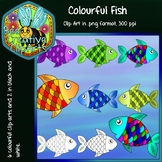 Colourful Fish Clipart