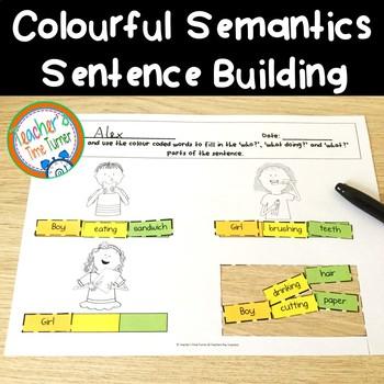 Colourful (Colorful) Semantics