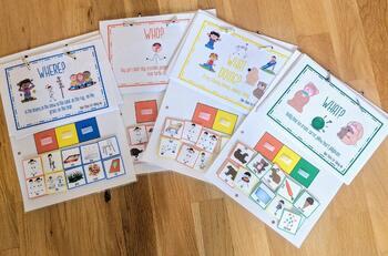 Colourful Semantics starter pack