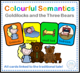 Colourful Semantics: Goldilocks and the Three Bears