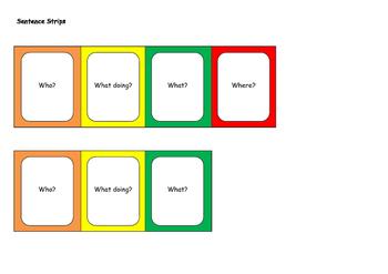 Colourful Semantics Pack