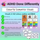 Colourful Semantics Visuals