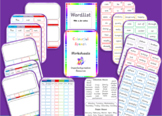Colourful Semantics Worksheet