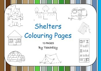 Colouring Shelters