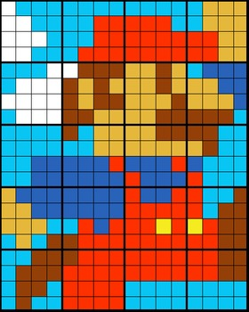 "Colouring by Algebra - Two Step Equations, ""Classic Game"""