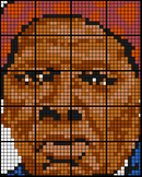 Colouring by Equations, Harriet Tubman (20 Sheet Mosaics,