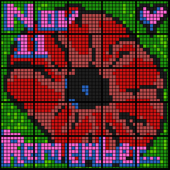 Colouring by One and Two Step Equations - Remembrance Day