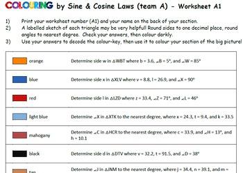 colouring by sine cosine laws batman vs superman two 12 sheet mosaics. Black Bedroom Furniture Sets. Home Design Ideas