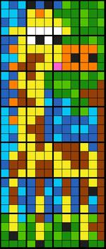 Colouring by Trigonometry - SohCahToa Giraffe (Multi-Version Bundle)