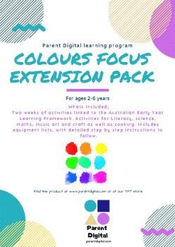 Colours Extension Pack