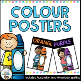 Color / Colour Posters