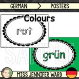 Colours Posters (BUNDLE) : German