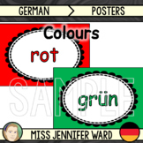 Colours Posters (Colour) : German
