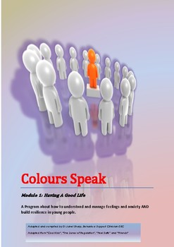 Colours Speak Module 1