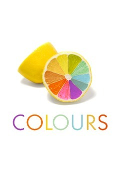 Colours and fruits