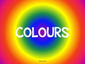 Colours for Tots