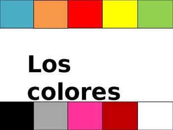 Colours of pets