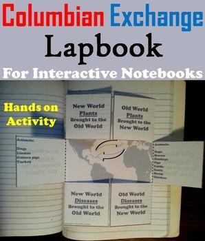 The Age of Exploration Unit: Columbian Exchange Activity/