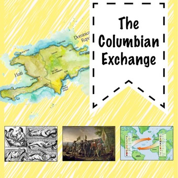 Columbian Exchange guided PowerPoint lesson
