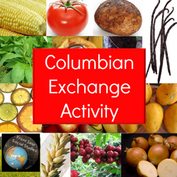 Columbian Exchange Activity