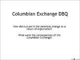 [Social Studies] Columbian Exchange (DBQs) Document-Based