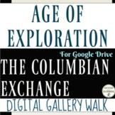 Columbian Exchange Digital Gallery Walk and Analysis Activity