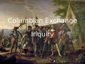Columbian Exchange Inquiry