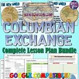 Columbian Exchange Interactive Lesson Bundle