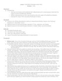 Columbian Exchange Lesson Plan