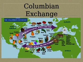 Day 058_Columbian Exchange - PowerPoint