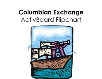 Columbian Exchange Review Flipchart