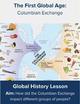 Columbian Exchange Stations